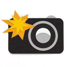Snapshot camera clipart.