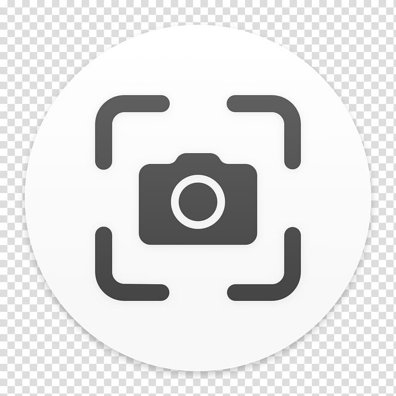 Clay OS A macOS Icon, Snapshots, camera transparent.