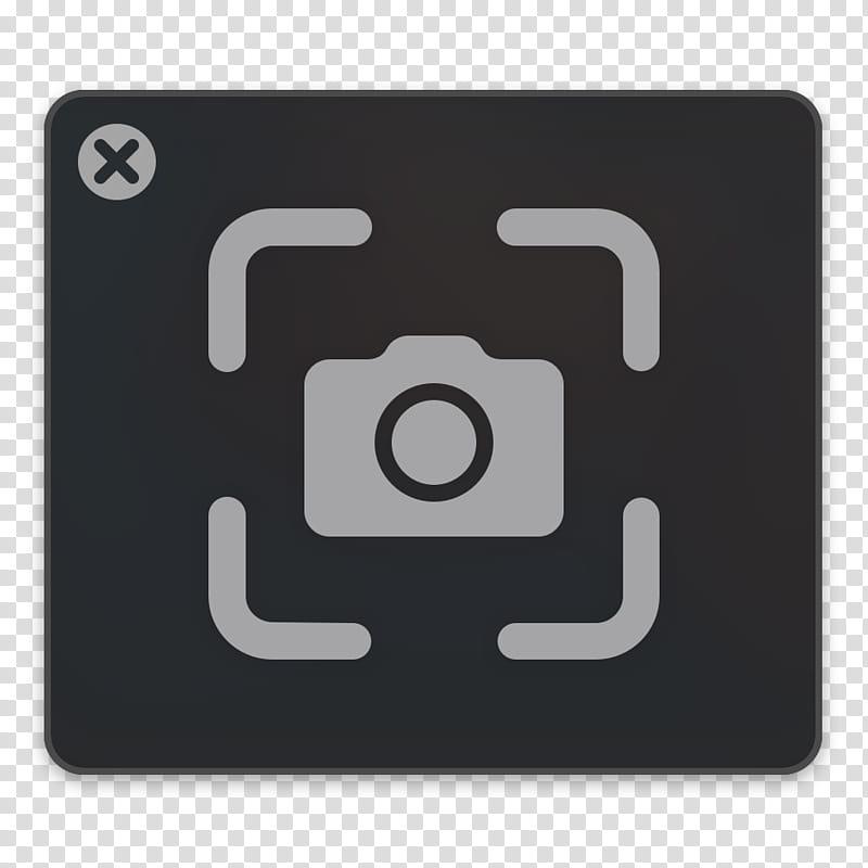 Snapshots for macOS Edition, Snapshots Dark transparent.