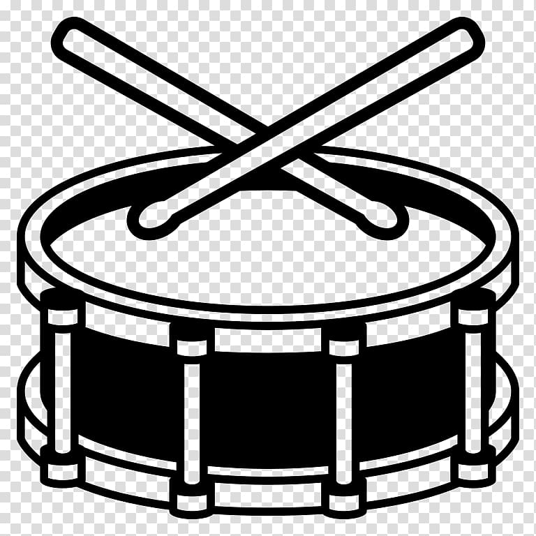 Snare Drums Emoji Musical Instruments, drum transparent.