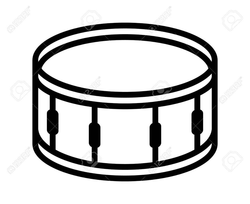 Drum clipart printable, Drum printable Transparent FREE for.