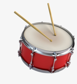 Free Snare Drum Clip Art with No Background.