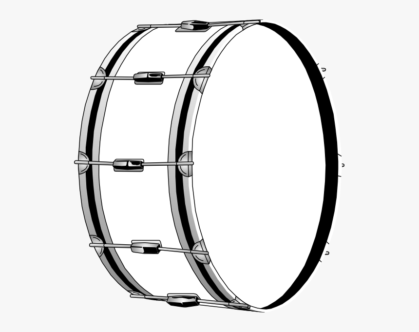 Bass Drums Snare Drums Clip Art.