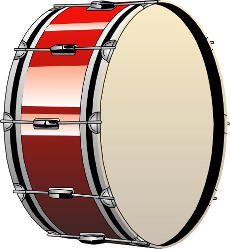 bass drum.