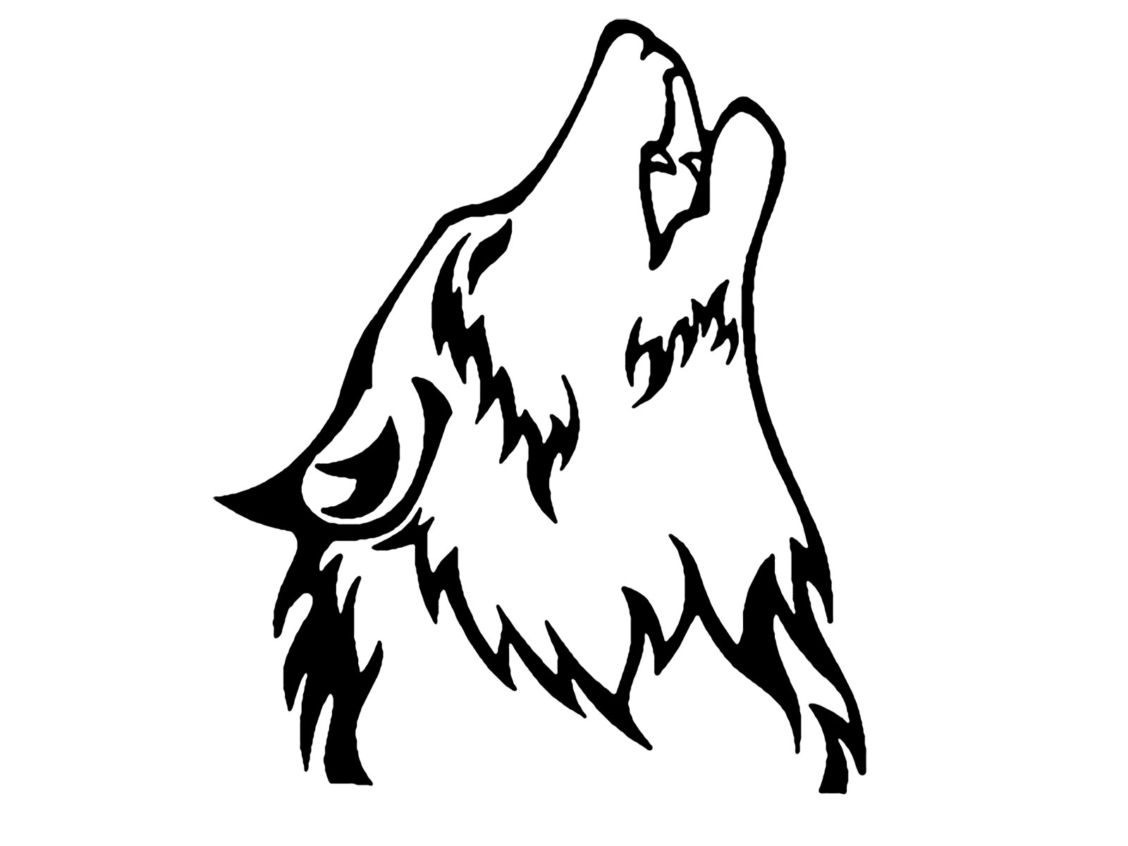 Free Wolf Howling Clipart, Download Free Clip Art, Free Clip.
