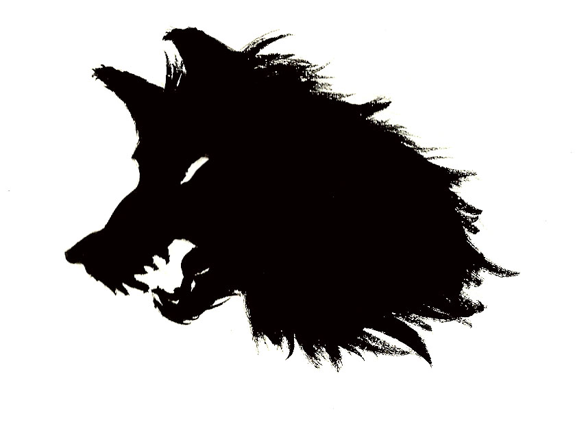 Wolf howling howling wolf head clipart free clip art images.