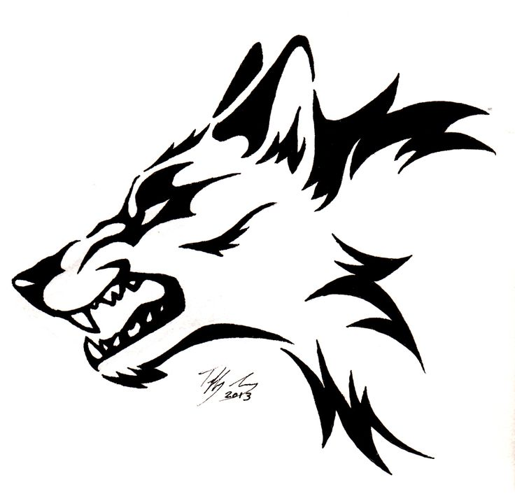 Wolf Clipart Free.