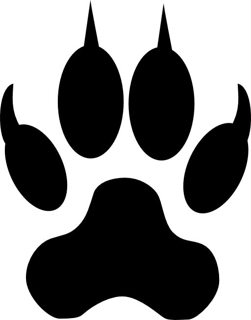 Howling wolf clipart animals wolves wolf.