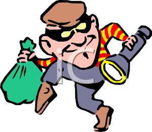 Gallery For > Sneaking Away Clipart.