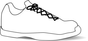 Sneaker Clipart.