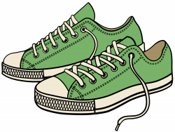 clip art free download Sneakers clipart. Converse tennis.