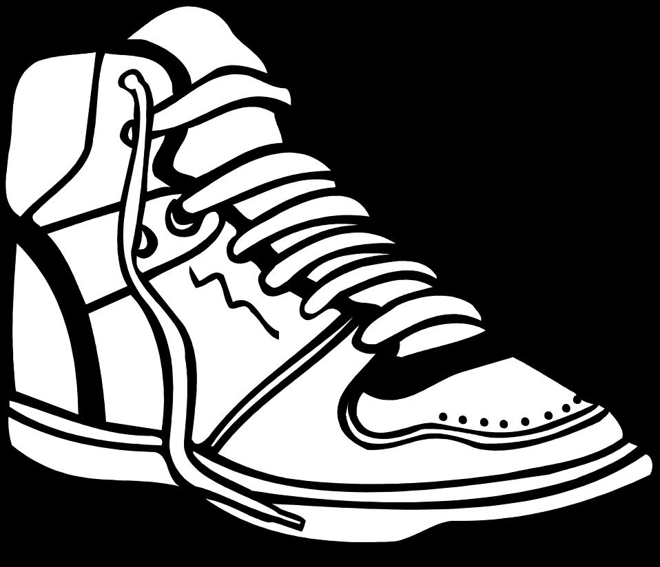 Sneaker Cliparts.