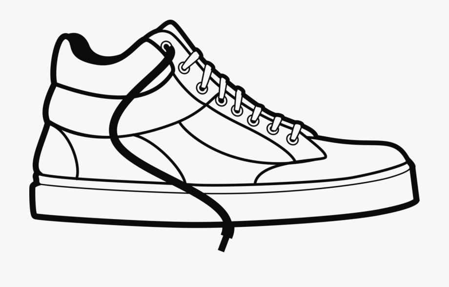 Sneaker Clipart Sport Shoe.