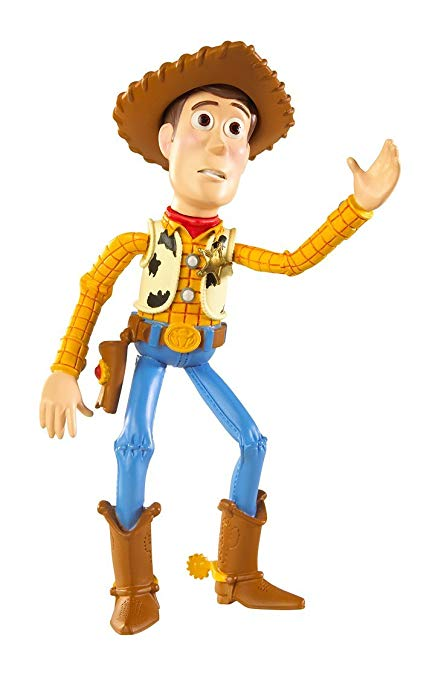 Mattel Disney Toy Story 3 Collection Figure.