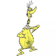 Dr. Seuss's Sneetches. My favorite of his. In short,don't put a.