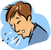 Clipart And Sneeze.