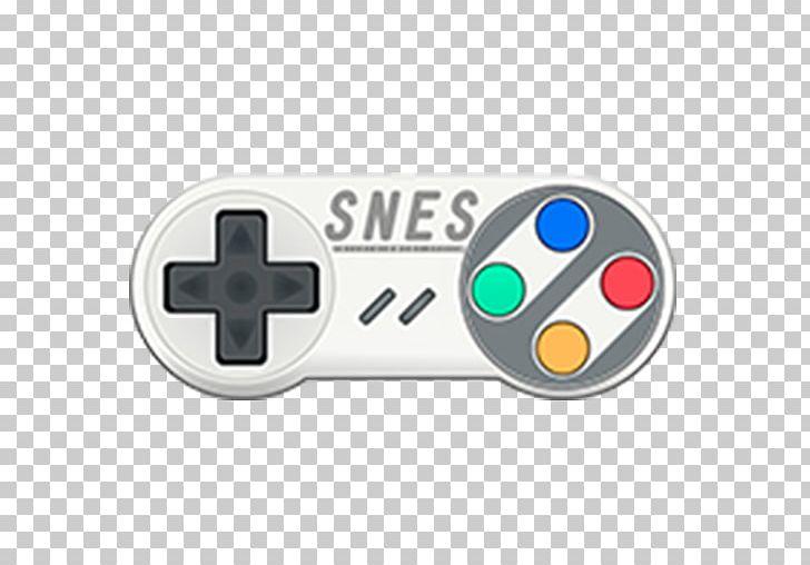 Super Nintendo Entertainment System Emulator For SNES PNG.