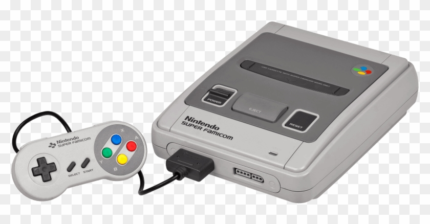 Super Nintendo Entertainment System Snes, HD Png Download.