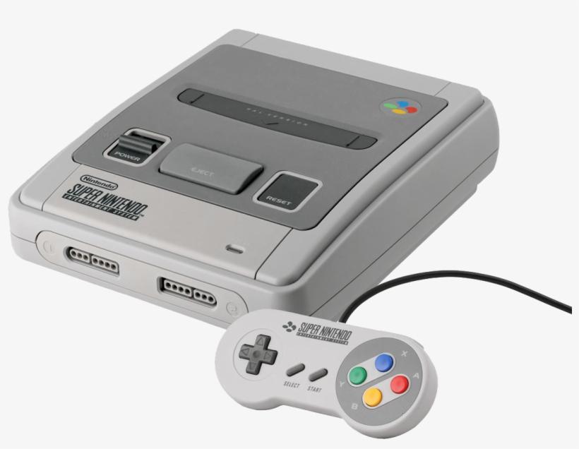 Super Nintendo Png.