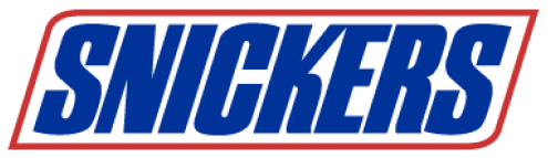 Snickers Logos.