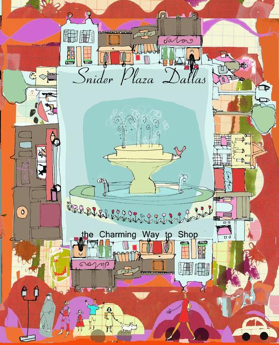 Shop Snider Plaza Dallas.