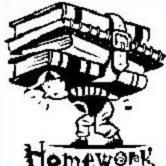 homework ms snider clipart id.