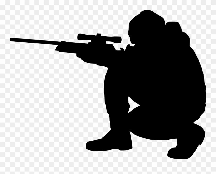 Shooter Clipart Military.