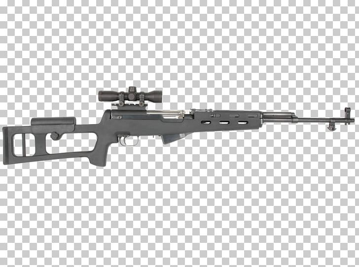 Assault Rifle Izhmash Dragunov (SVD.