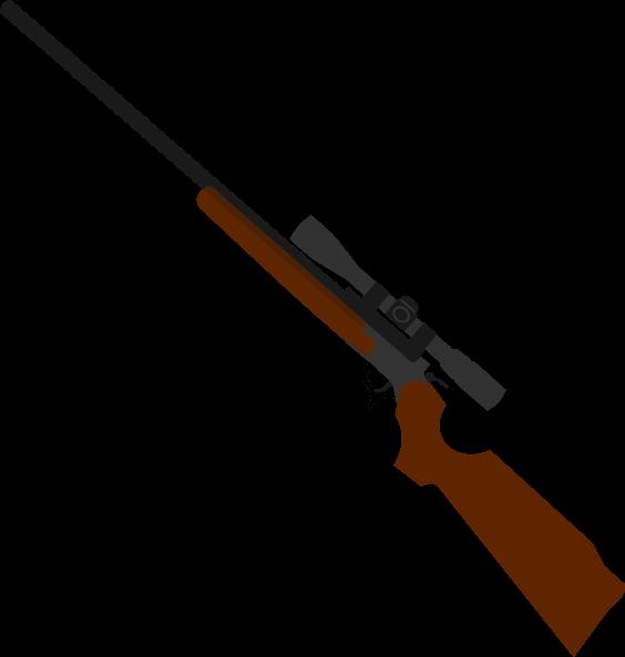 Sniper Rifle Cliparts.