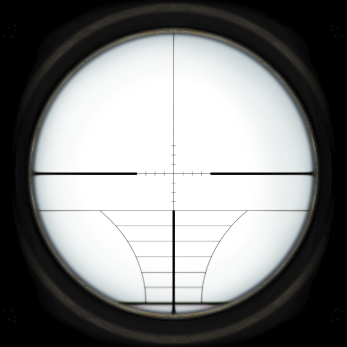 Download Free png Sniper scope PNG, Download PNG image with.