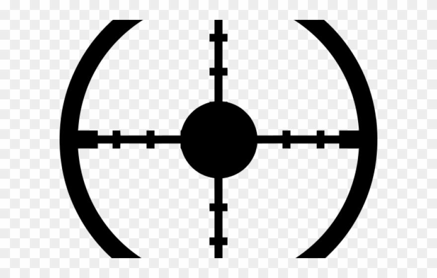 Sniper Clipart Target Sign.