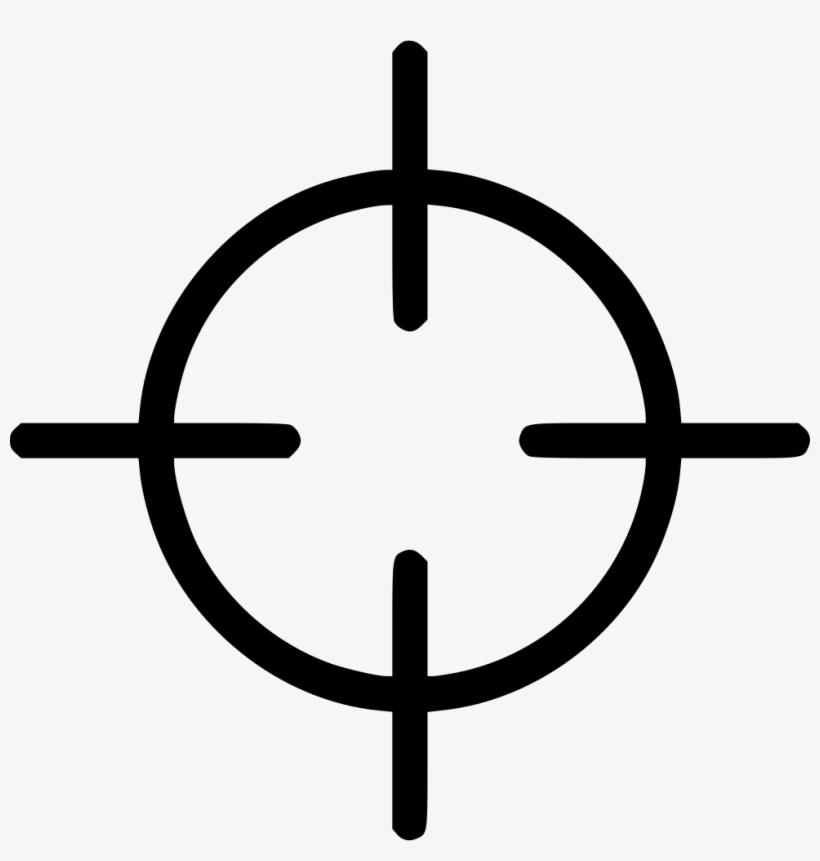 Sniper Target Png.