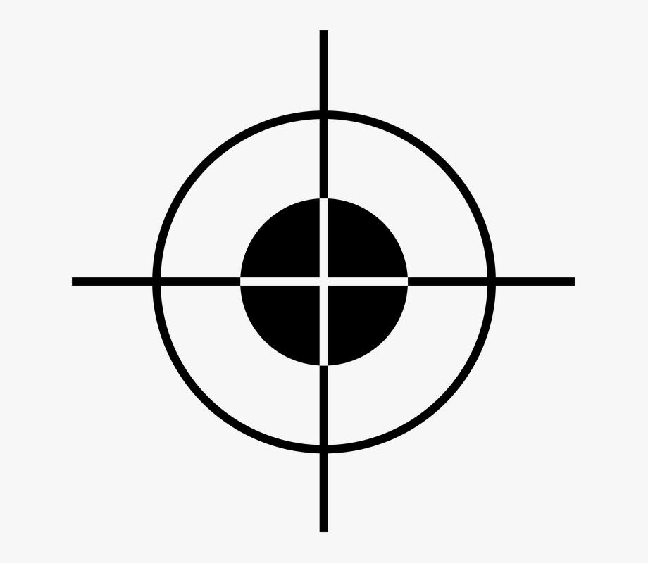 Pin Free Target Clipart.