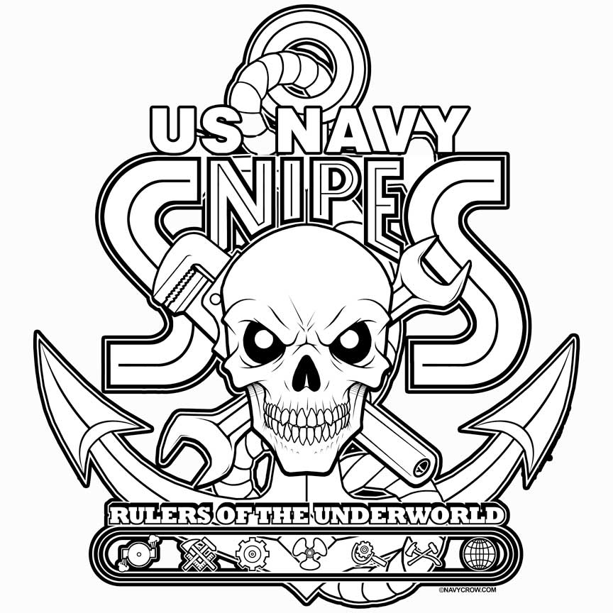 New US Navy Snipe Decal Released.