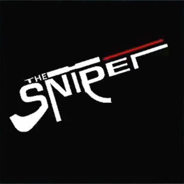 Cool COD AW Sniper Logo Design.