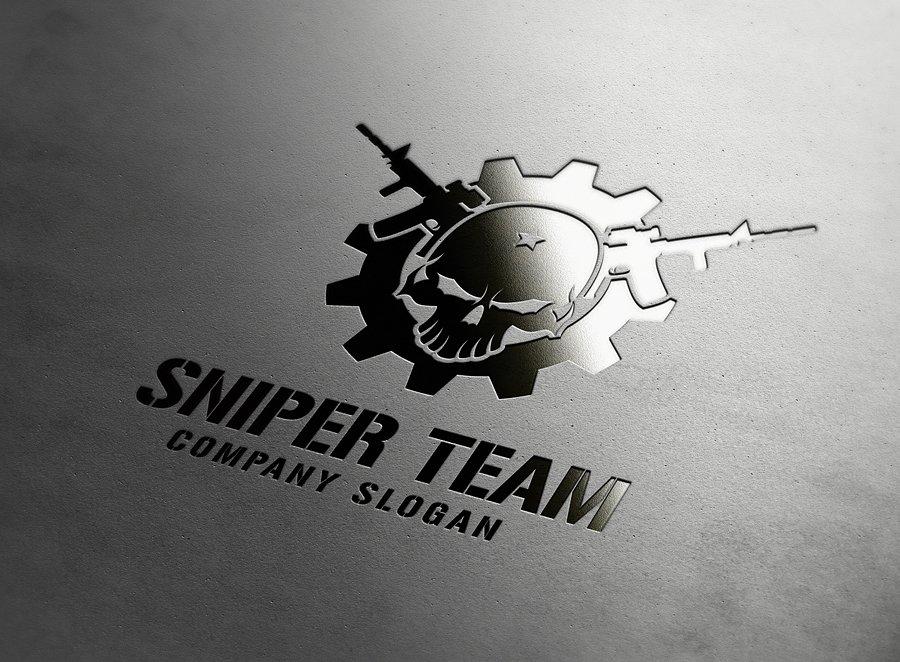 Sniper Logos.
