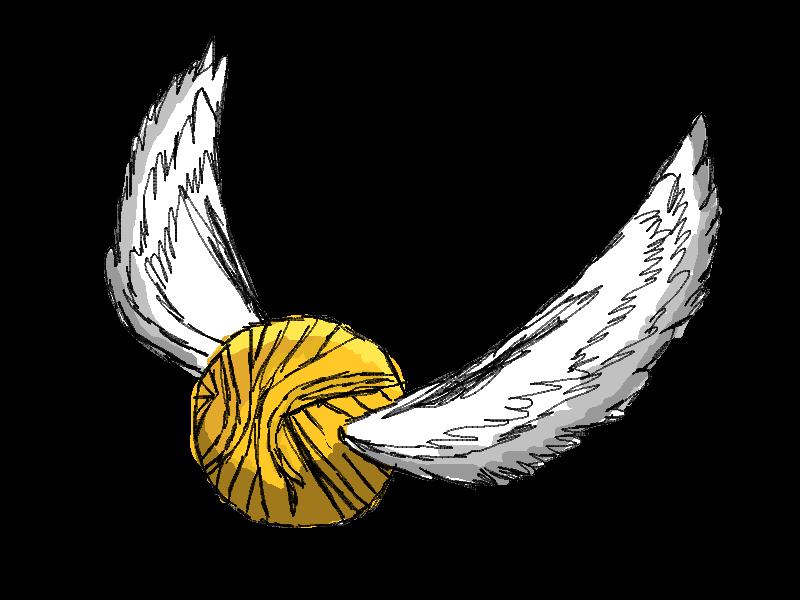Harry Potter Golden Snitch Clip Art Free Image Transparent.
