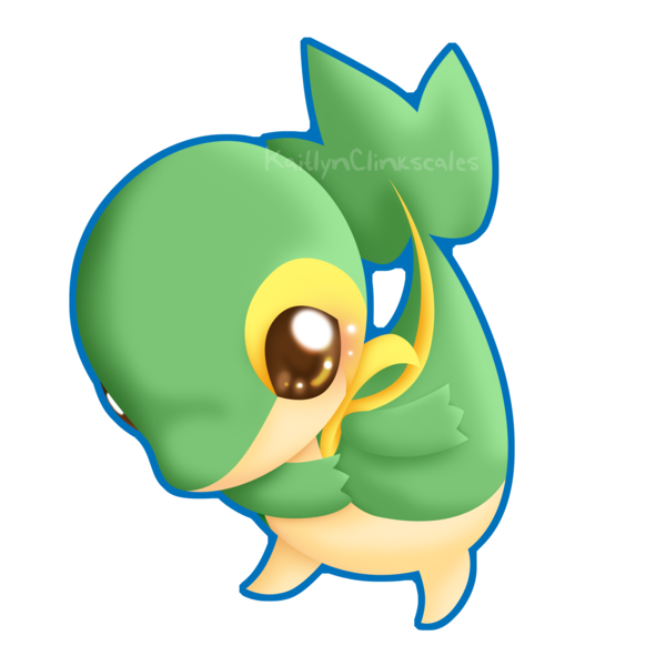 snivy favourites by icebatman on DeviantArt.