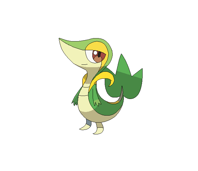 Snivy Pixel Art by TheBrianPeedsAwesome on DeviantArt.