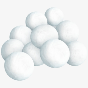 Snowball Png File.