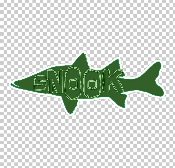 Sticker Decal Common Snook Polyvinyl Chloride Die Cutting.