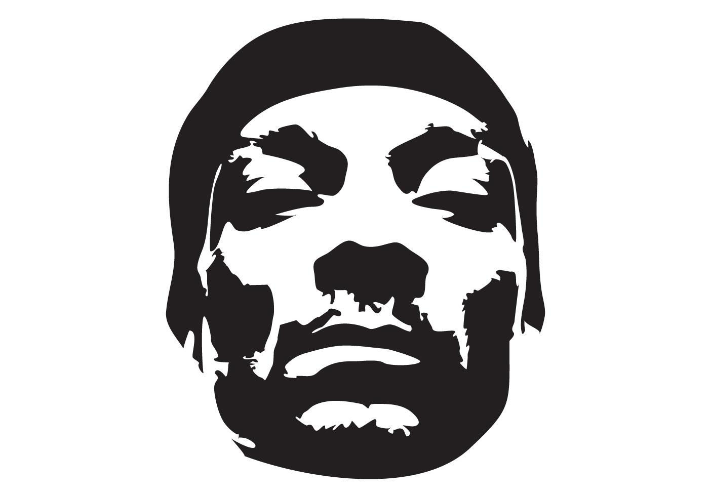 Snoop Lion Free Vector Art.