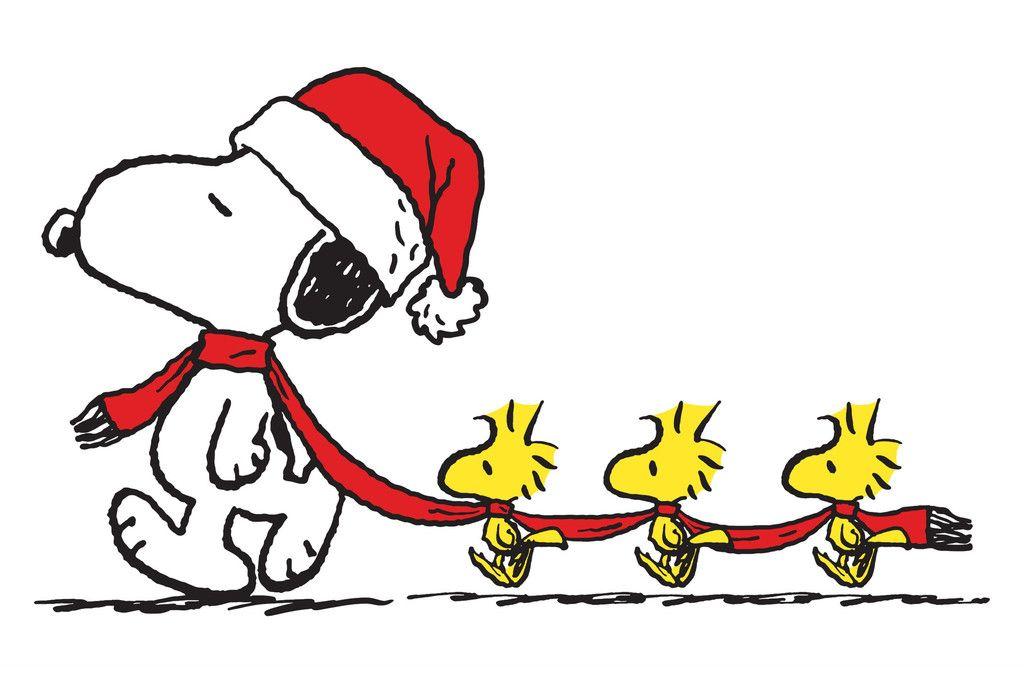 Snoopy Woodstock Scarf.