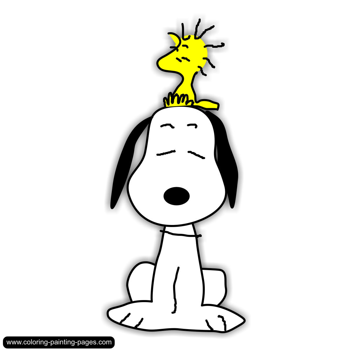 Snoopy Animals Cliparts.