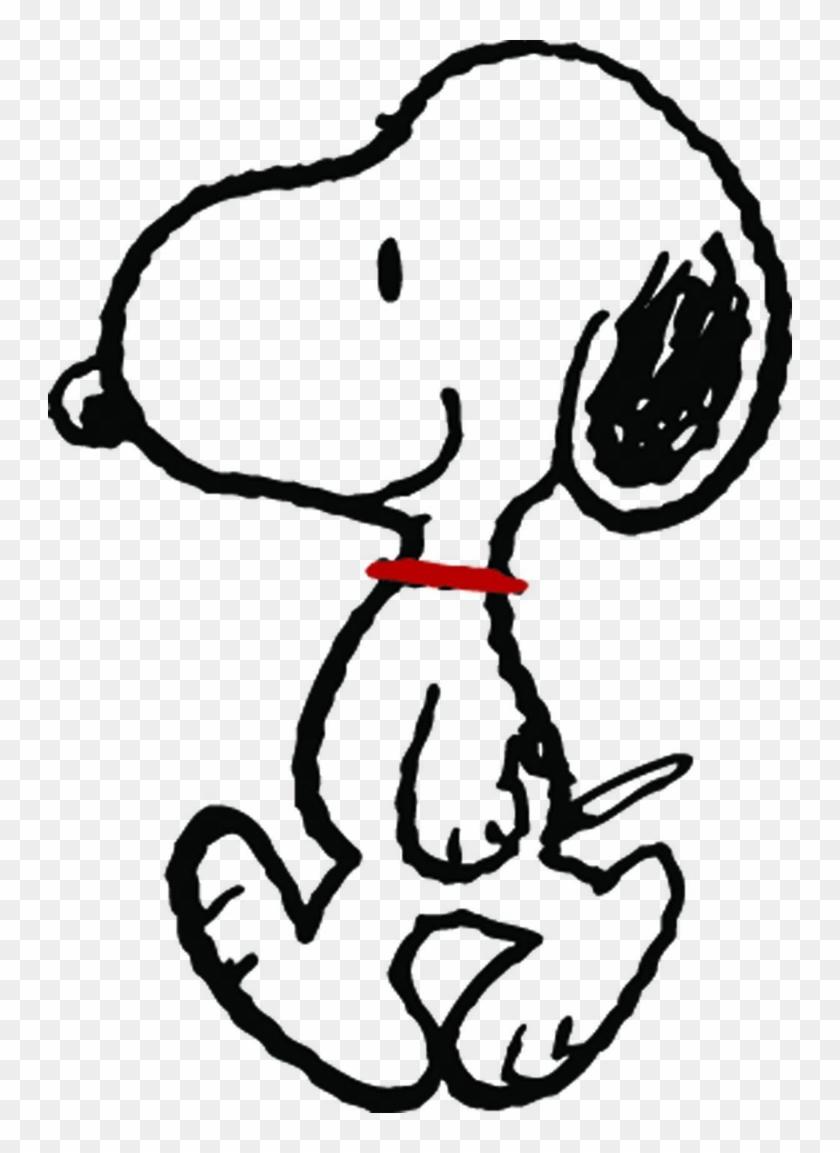 Snoopy Clipart Head.