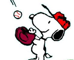 Snoopy spring clipart 1 » Clipart Station.