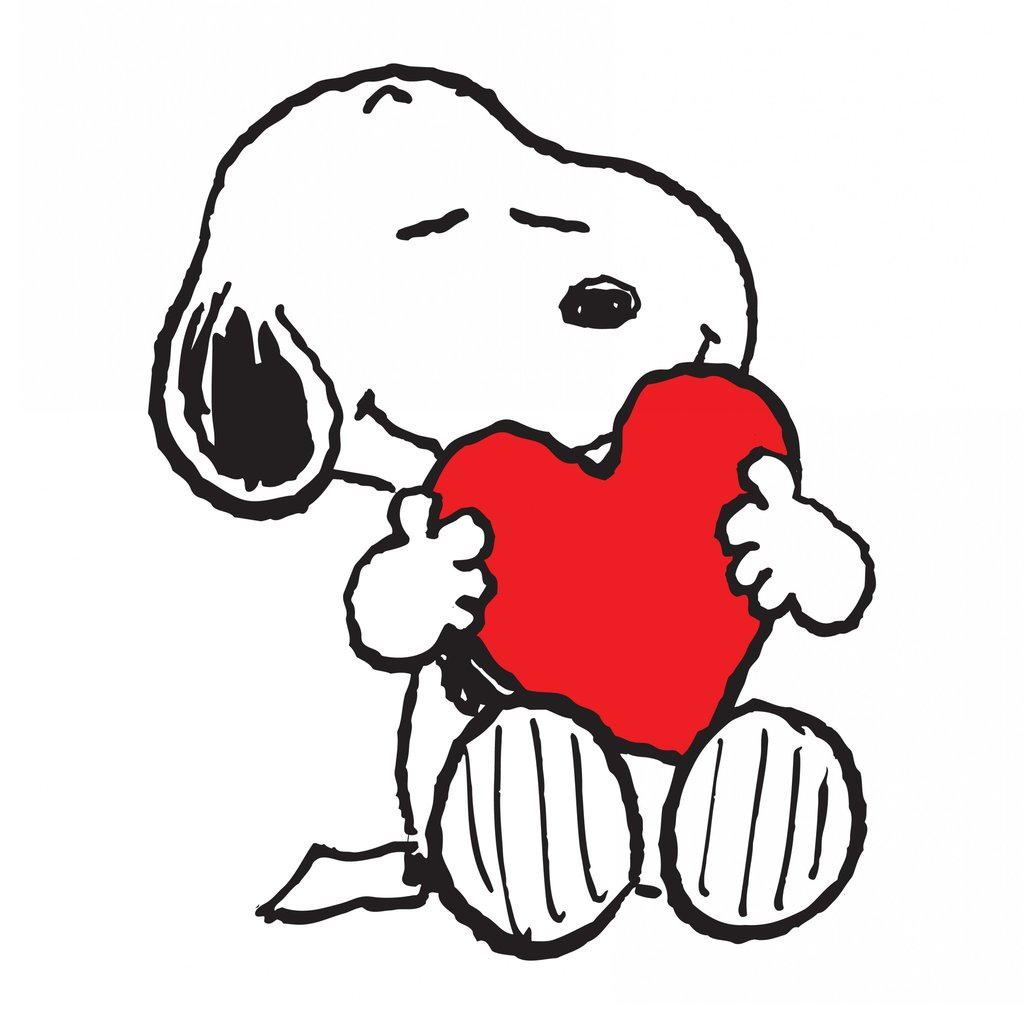 Snoopy valentines day clipart 6 » Clipart Station.