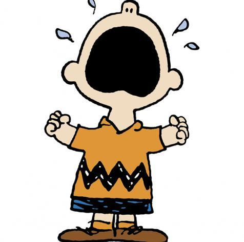 Snoopy crying clipart 2 » Clipart Portal.