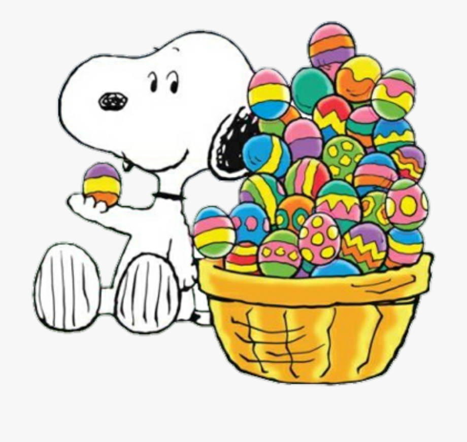 freetoedit #easter Beagle #snoopy #easter.