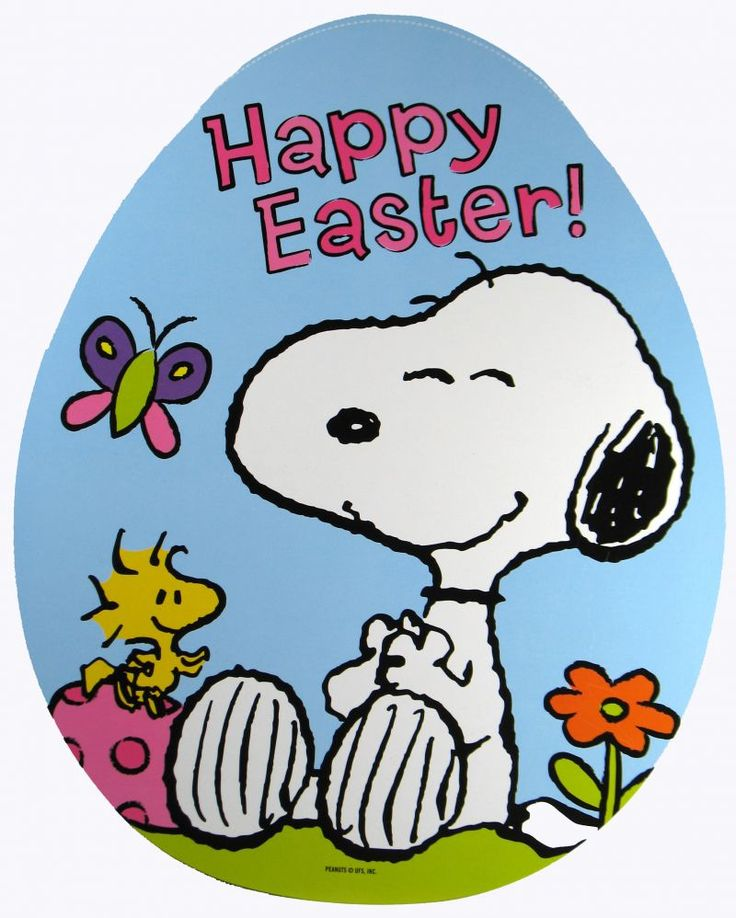 17 Best images about Snoopy Easter on Pinterest.